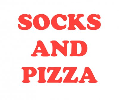 Socks and Pizza