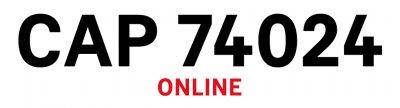 CAP 74024 Magazine